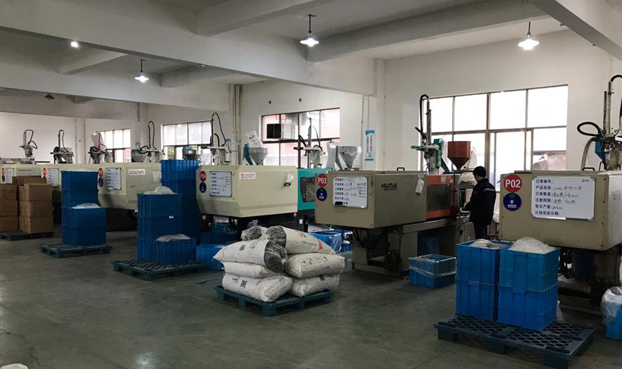 Sanapack Factory in Ninbo city, China